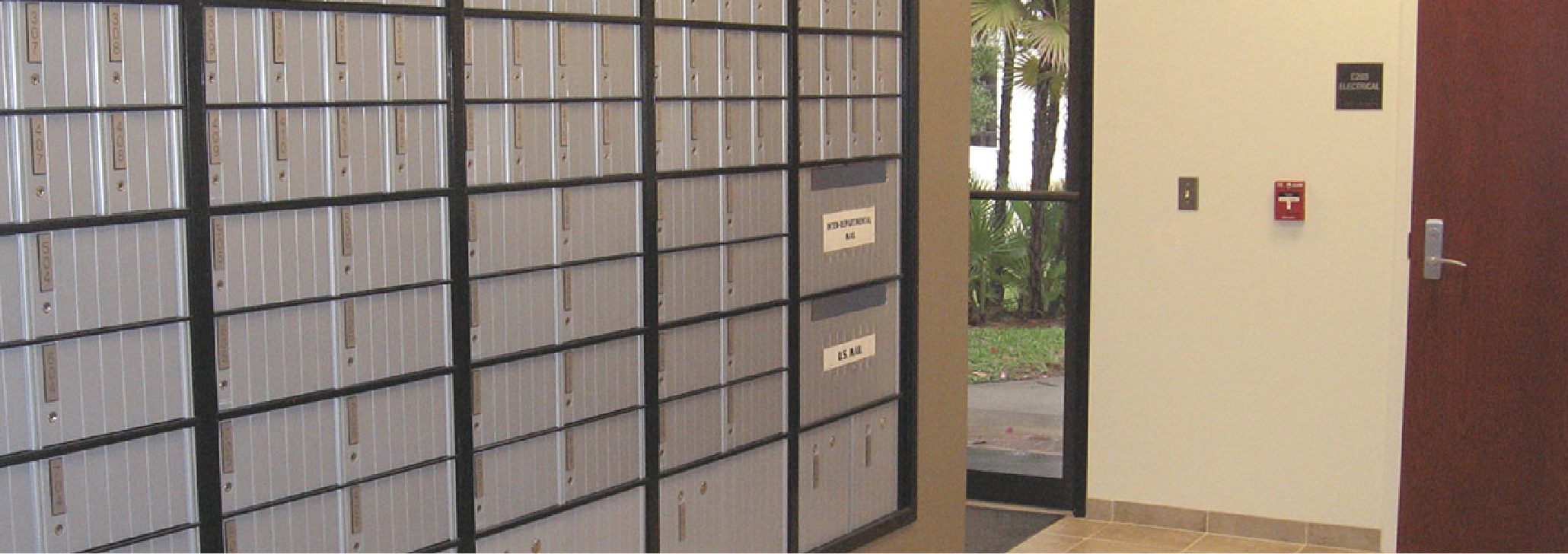 Mailbox Rental and Mail Forwarding