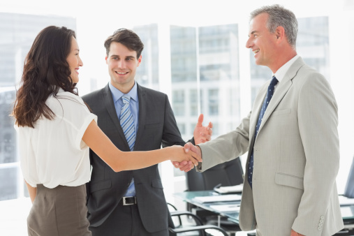 meet professional people