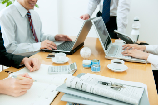 Business centers in Ottawa