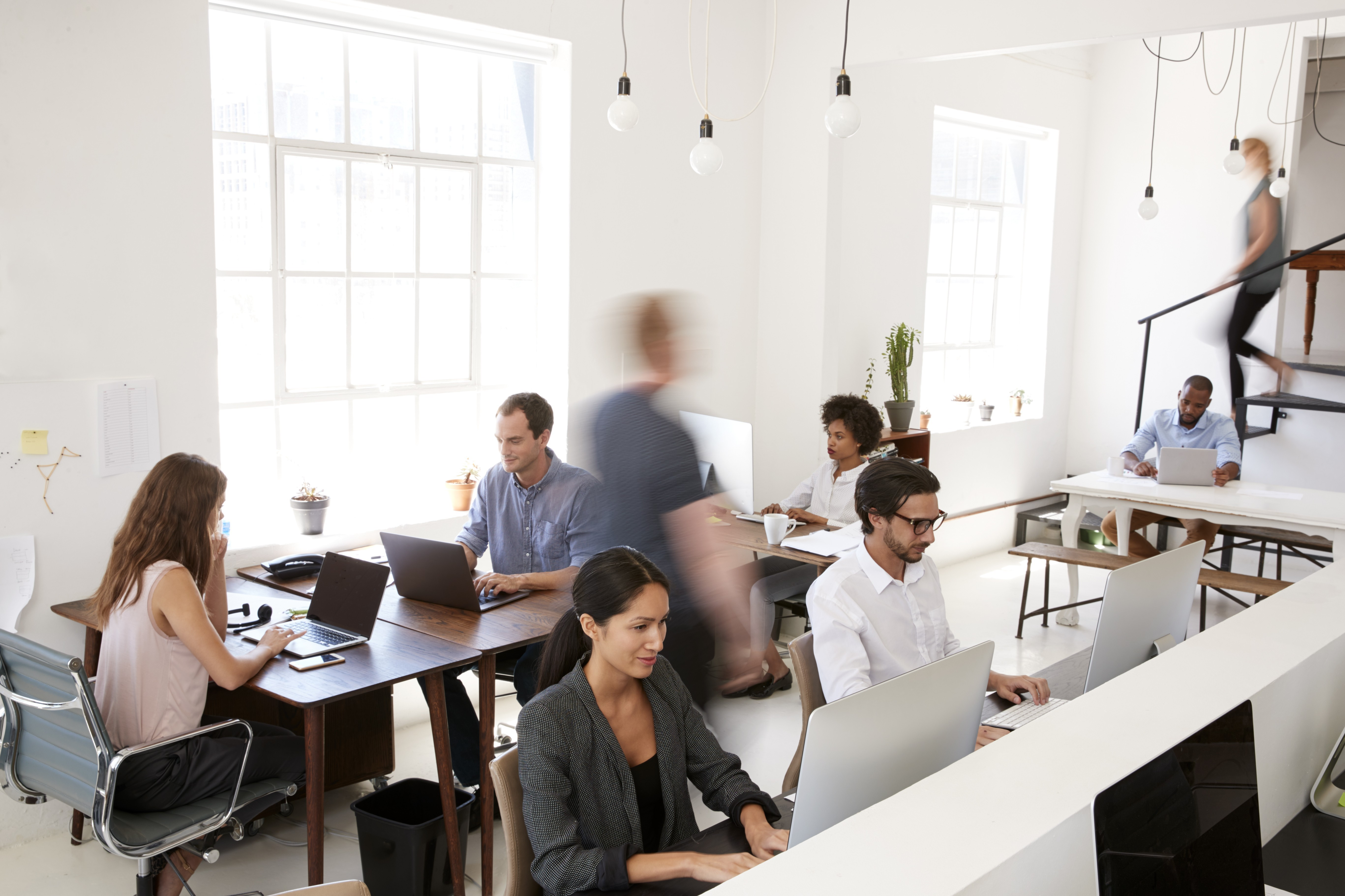 Relation Between Workspace Efficiency and Employee Productivity